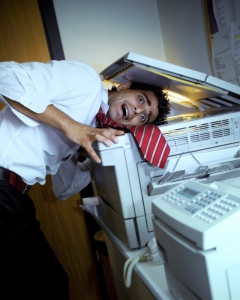 Scanning Copiers and SharePoint